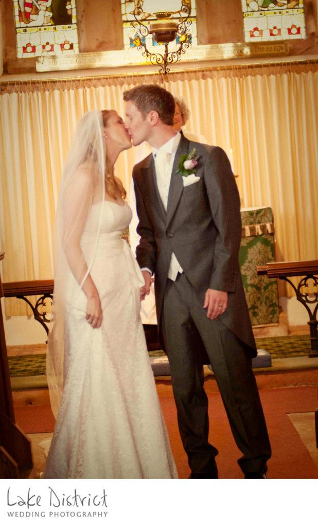 Wedding images, Cumbria