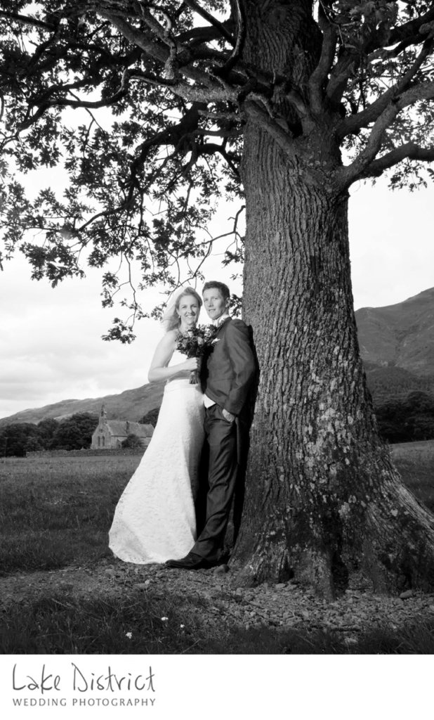 Wedding photographers in Cockermouth