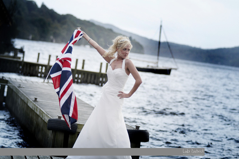 Cumbria wedding photographers