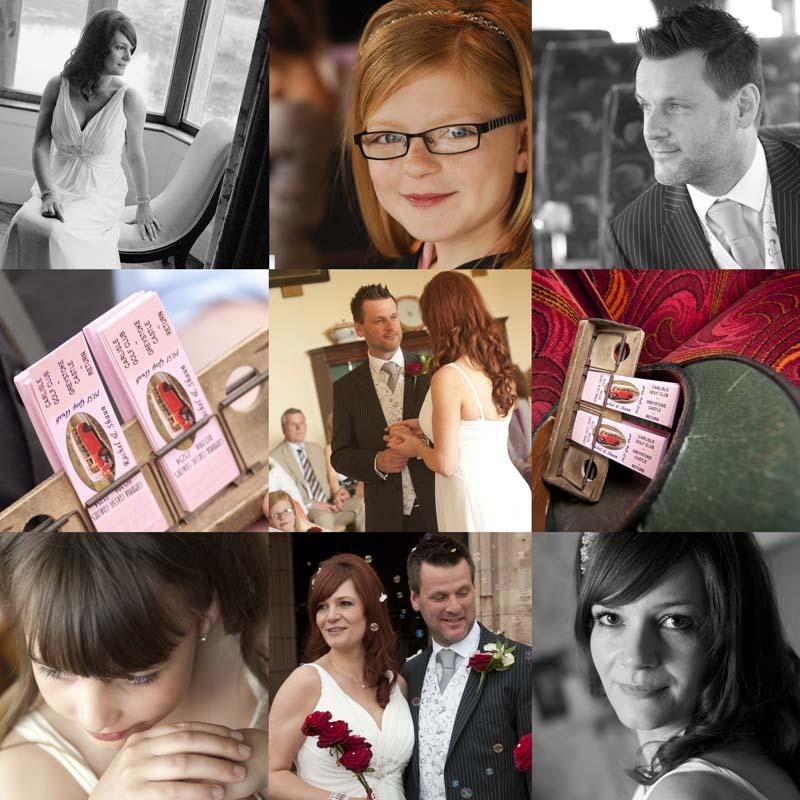 Greystoke Wedding