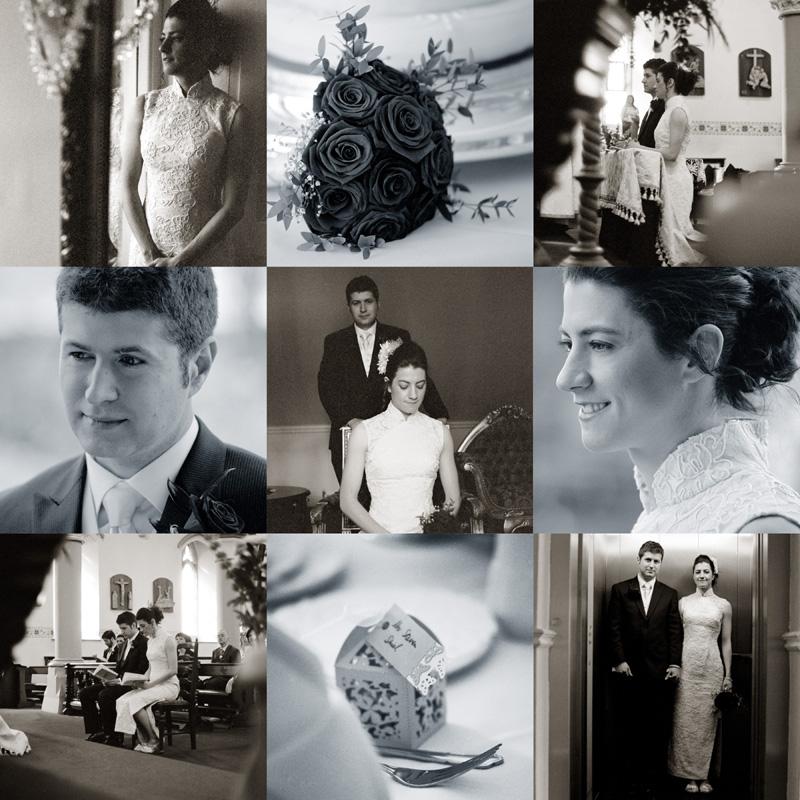 Wedding at the Grange hotel