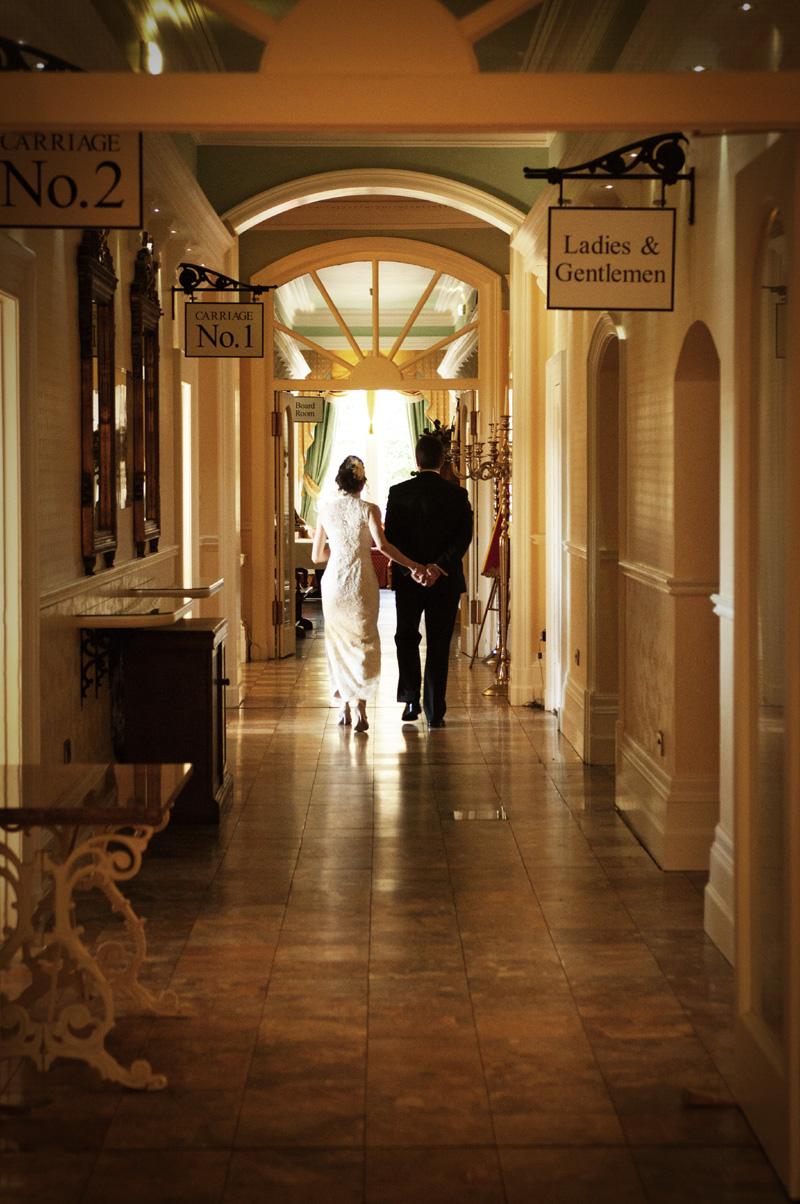 The Hallway at the Grange