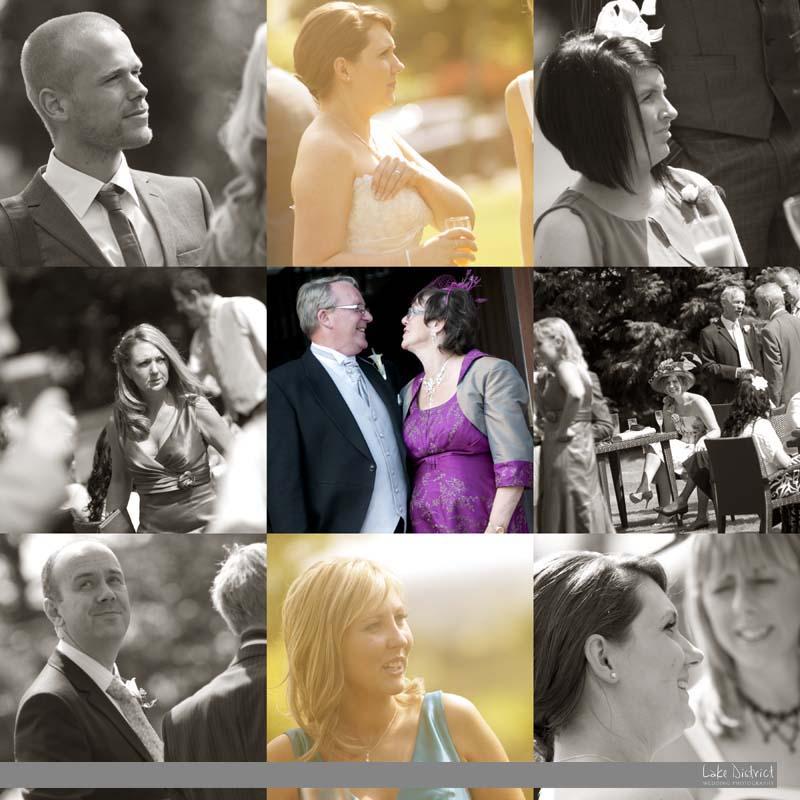 Amazing wedding photography, cumbria