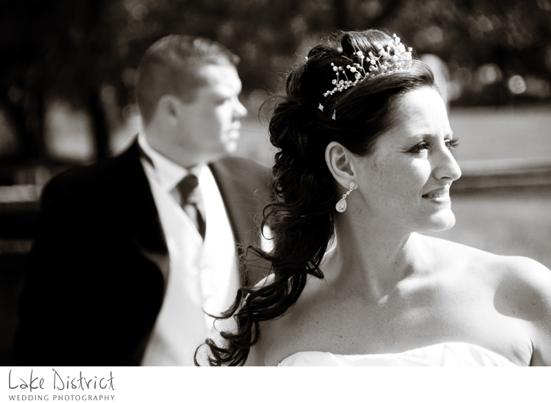wedding photographers in cumbria