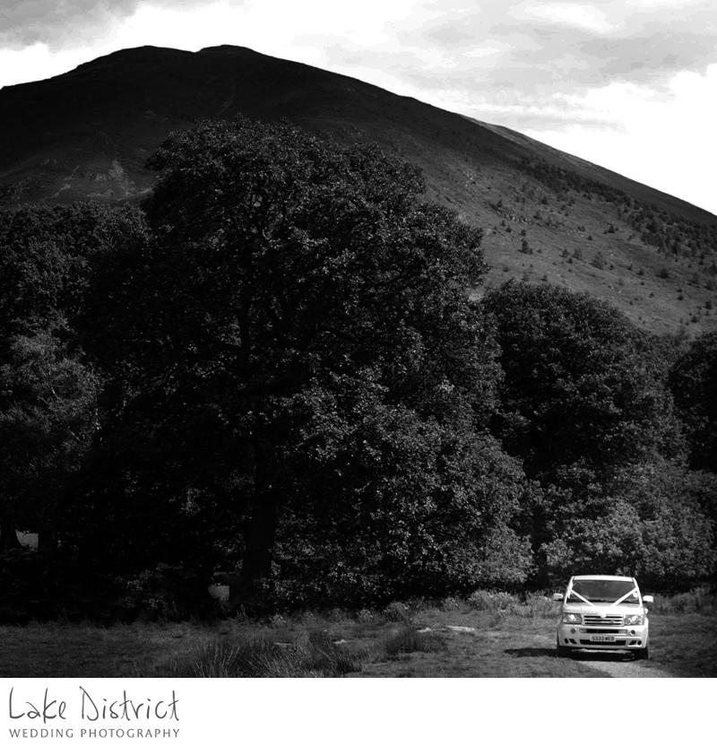 Cumbrian wedding photographers.