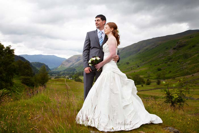 wedding photography at the punchbowl
