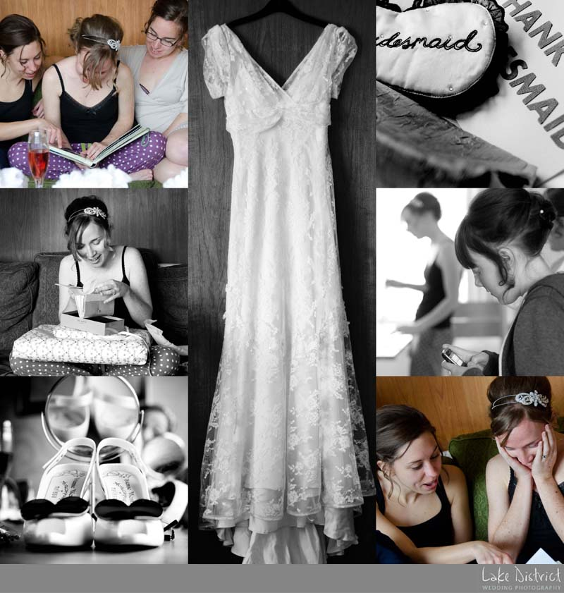 South lakes wedding photographers