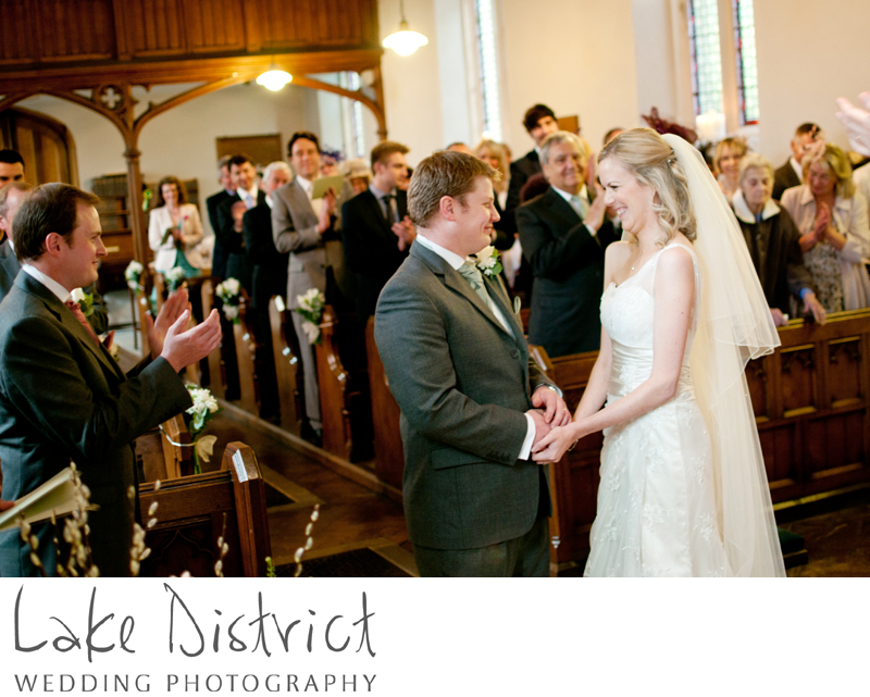 North east wedding photographers, Cumbria.