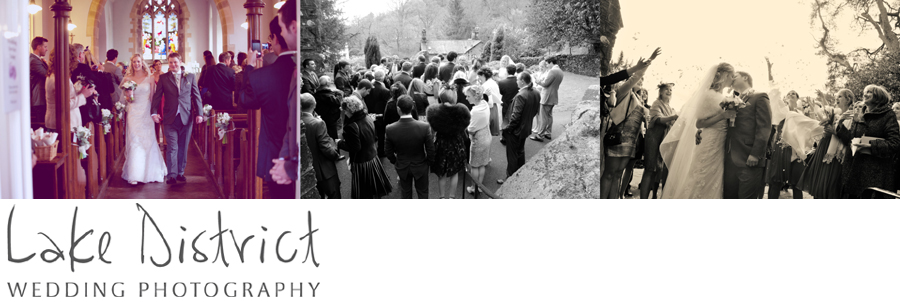 Wedding photographers in Carlisle, Cumbria.