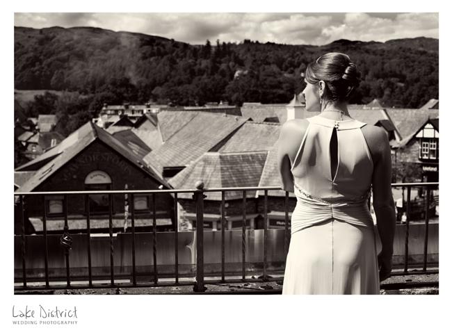Loving the Ambleside skyline for wedding images