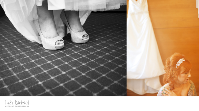 Loving the flooring. Very executive wedding