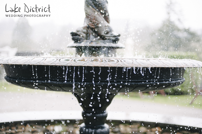 The broadoaks fountain is awesome to photograph