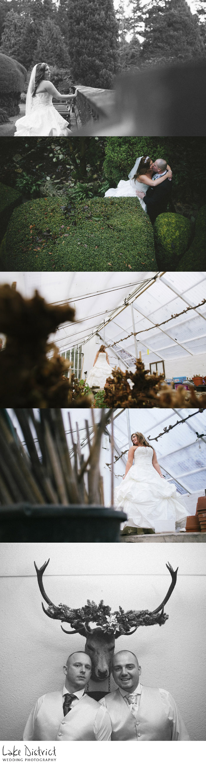 awesome wedding photography in barrow, gosforth and wasdale