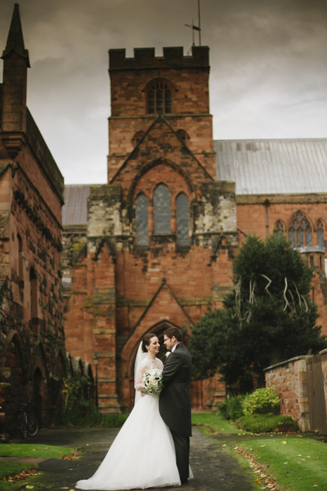 Carlisle Cathedral Wedding