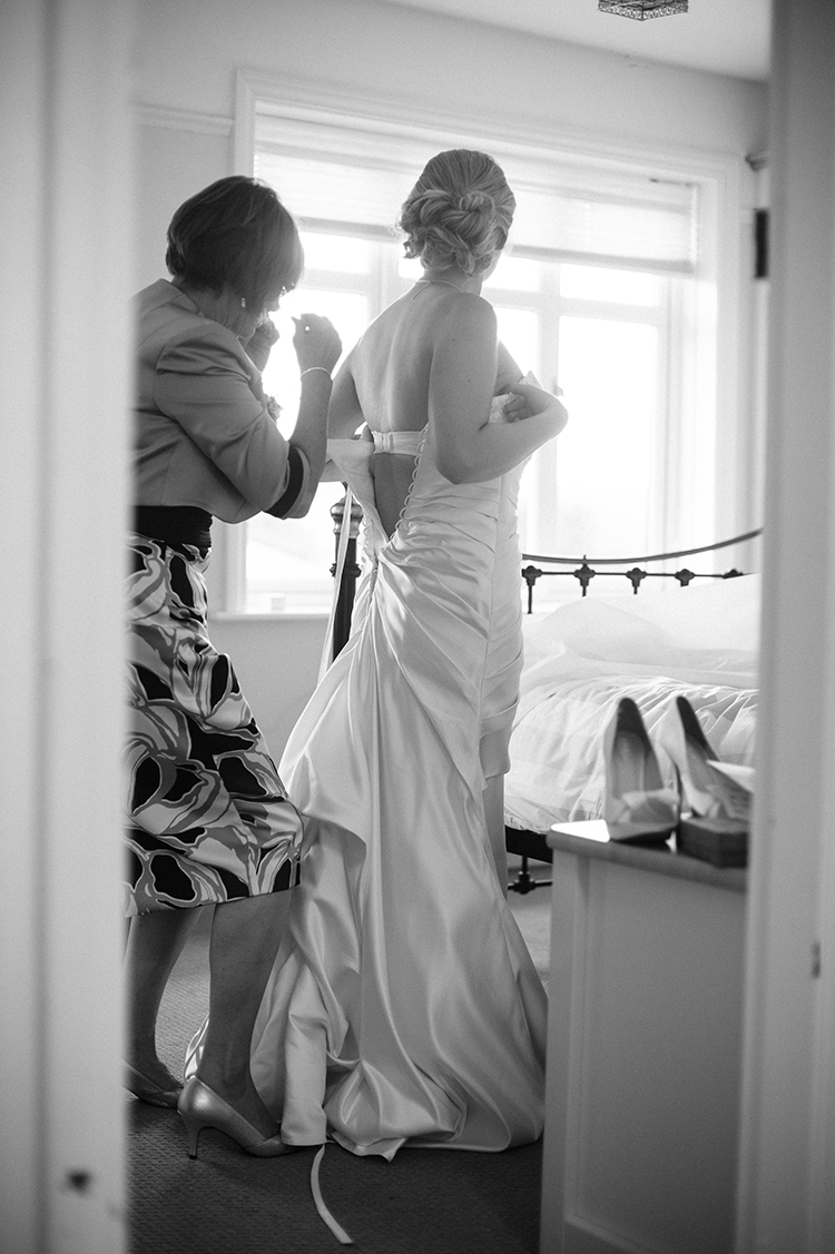 dressing a bride cumbria